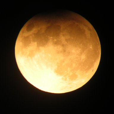 Partial Lunar Eclipse 7/8 August