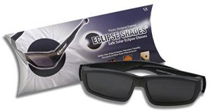 Plastic Eclipse Shades