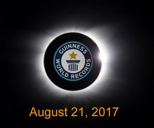 Solar Eclipse 2017 Record Breaker