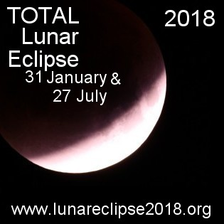 Total Lunar Eclipse 2018